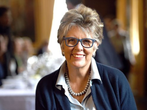 Prue Leith has sung the praises of her Bake Off co-stars (Kirsty O'Connor/PA)