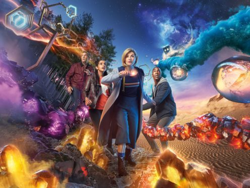 Jodie Whittaker to make TV history as new Doctor Who series kicks off (Henrik Knudsen/BBC)