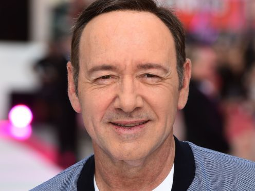 Allegations were made against Kevin Spacey (Matt Crossick/PA)