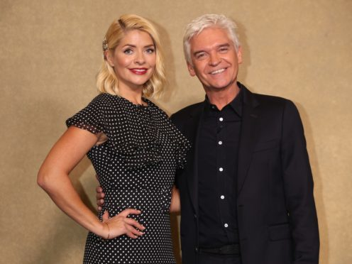 This Morning stars Holly Willoughby and Phillip Schofield (Yui Mok/PA)