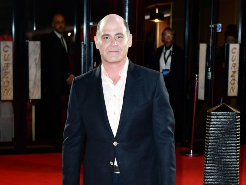Matthew Weiner said he was proud to have made a show that addressed sexual abuse (Ian West/PA)