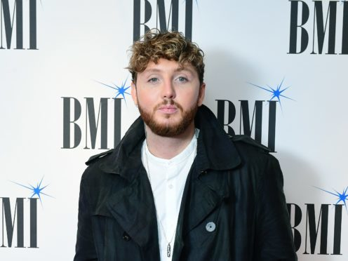 I don't feel alone – James Arthur joins stars supporting World Mental Health Day (Ian West/PA)