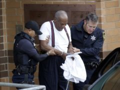 Bill Cosby is serving a three to 10-year jail term (Jacqueline Larma/AP)