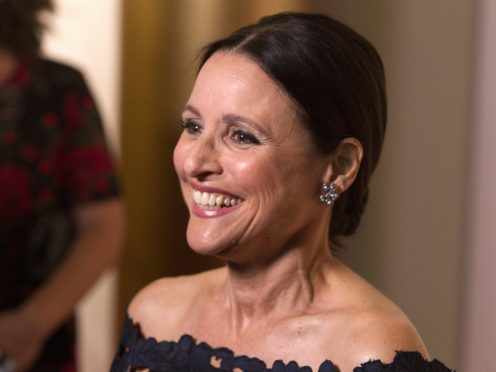 Julia Louis-Dreyfus has been honoured with the Mark Twain Prize (Photo by Owen Sweeney/Invision/AP)