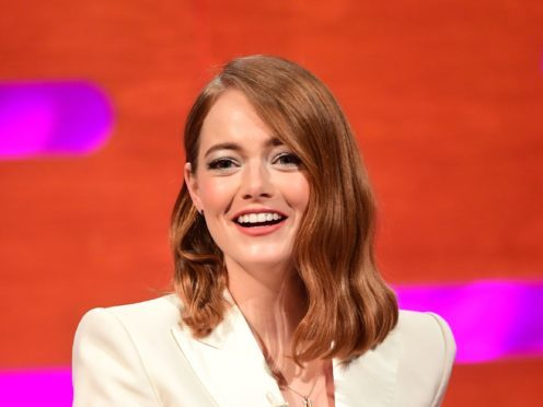 Emma Stone says she has a lot of sympathy for 18th century women (Ian West/PA)