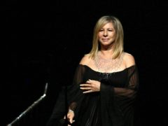 Barbra Streisand has said she is not afraid of losing fans through her latest album (Yui Mok/PA)