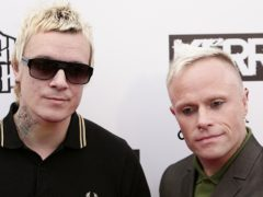Liam Howlett and Keith Flint of The Prodigy (Yui Mok/PA)