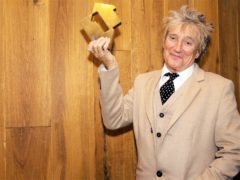 Sir Rod has scored an album chart topper (Charts Company).