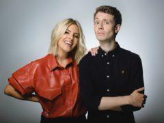Mollie King and Matt Edmondson (BBC)