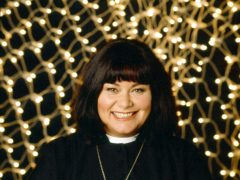 Dawn French as the Vicar of Dibley. (BBC)
