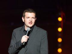 Kevin Bridges performs at the Royal Albert Hall (Dominic Lipinski/PA)