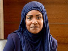 Nadiya Hussain has spoken of her mental health struggles. (Anthony Devlin/PA)