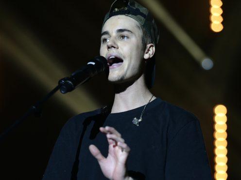 Justin Bieber (PA)
