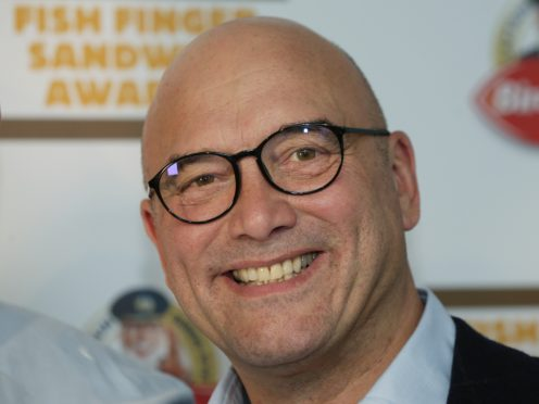 Gregg Wallace's wife is pregnant (Yui Mok/PA)