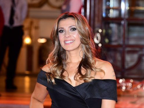 Kym Marsh said she was looking forward to becoming a young grandmother (Ian West/PA)