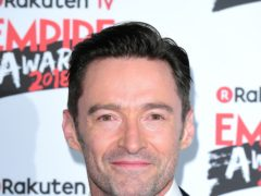 The Front Runner star Hugh Jackman has ruled out entering politics and said he is too thin-skinned for the job (Ian West/PA)