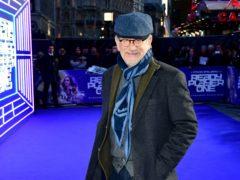 Steven Spielberg is one of 30 directors on the list. (Ian West/PA)