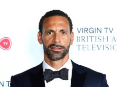 Rio Ferdinand has announced his engagement to Towie star Kate Wright (Ian West/PA)