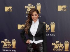 US reality TV star Farrah Abraham has admitted resisting police following a scuffle at a Beverly Hills hotel (Francis Specker/PA)