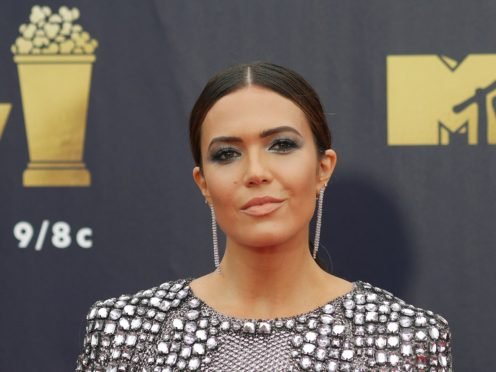 This Is Us star Mandy Moore has tied the knot with musician Taylor Goldsmith (Francis Specker/PA Wire)