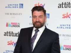 Nick Knowles has benefited from a flurry of chart activity. (Isabel Infantes/PA)