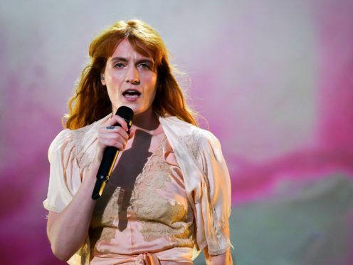 Florence Welch of Florence + The Machine (PA)