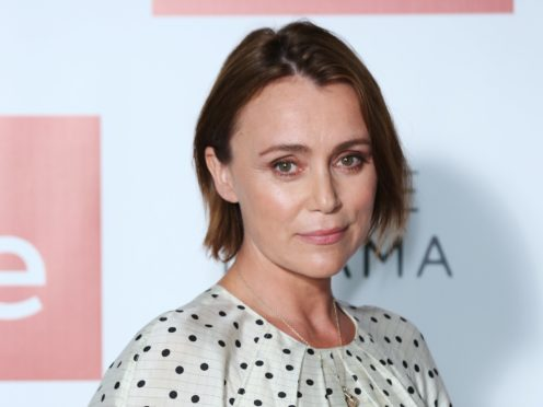 Keeley Hawes will star in Misbehaviour, about the Miss World pageant (Isabel Infantes/PA)