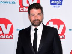 Nick Knowles sacrificed himself to allow his fellow I'm A Celebrity contestants to enjoy a luxury meal (Ian West/PA)