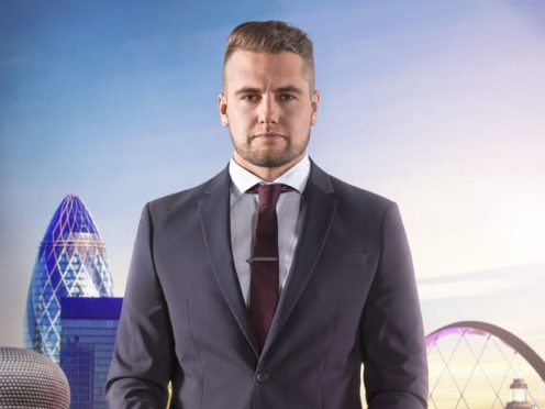 Tom Bunday has been fired from The Apprentice (BBC)