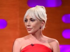 Lady Gaga urged voters to #StayInLine amid reports of hours-long queues during the final hours of polling for the US midterm election (Matt Crossick/PA)