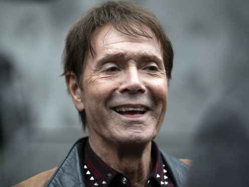 Sir Cliff Richard said his new album touches on his ordeal (Victoria Jones/PA)