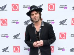 Gaz Coombes (PA)