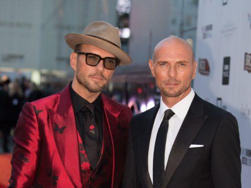 Matt Goss has spoken about the Bros reunion film (David Parry/PA)