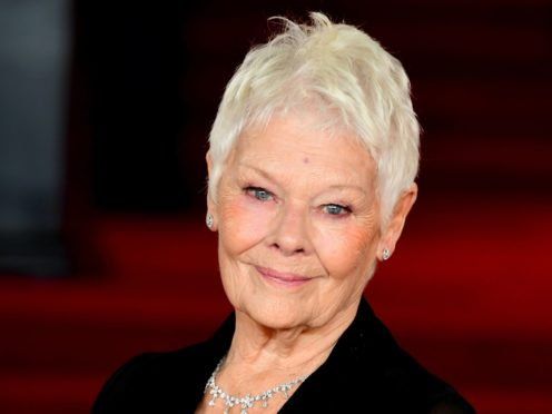 Dame Judi Dench has become a patron of London's Omnibus Theatre (Ian West/PA)