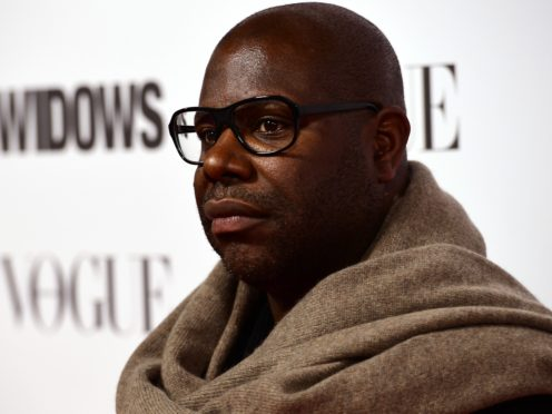 Steve McQueen attending a special screening of Widows, held at the Tate Modern, London (Ian West/PA)