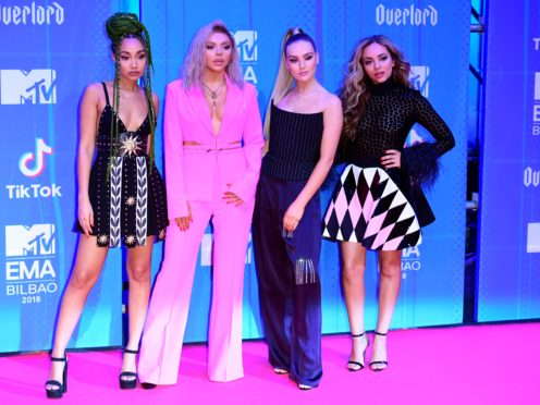 Little Mix have split from Simon Cowell's record label (Ian West/PA)