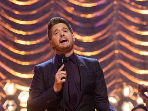 Michael Buble will release his eight studio album this month (Matt Crosick/PA)