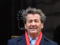 A divorce court judge has drawn the 44-year-marriage of broadcaster and writer Lord Bragg to a close (Clara Molden/PA)