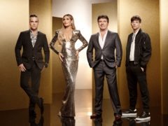 Danny Tetley and Brendan Murray eliminated during X Factor semi-final (Thames/Syco/ITV)