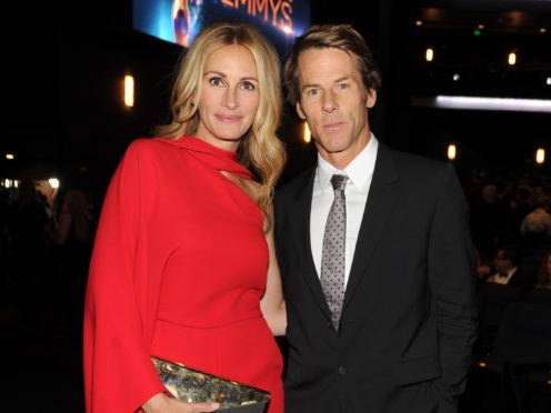 Julia Roberts met Danny Moder on the set of her 2000 film The Mexican (Frank Micelotta/Invision/AP)