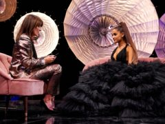 Ariana Grande talks about anxiety battle as fans rave over her BBC special (BBC / Kieran McCarron)