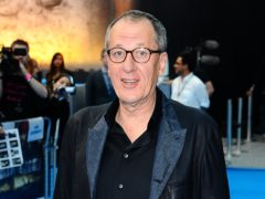 Geoffrey Rush has denied the allegations against him. (Ian West/PA)