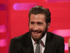 Jake Gyllenhaal revealed he will be starring as a villain in the upcoming Spider-Man film (Jonathan Brady/PA)