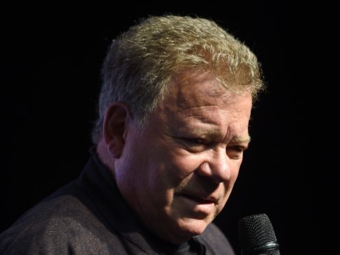 William Shatner has said some women use the #MeToo movement 'as a weapon' (Joe Giddens/PA)
