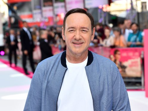 Actor Kevin Spacey has been charged with sexual assault in the US (Matt Crossick/PA)