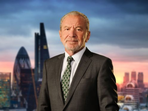 Lord Sugar (BBC)