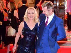 Torvill and Dean are also returning as judges on Dancing On Ice (Ian West/PA)