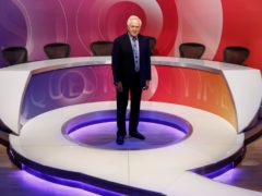 David Dimbleby on Question Time (Richard Lewisohn/BBC)
