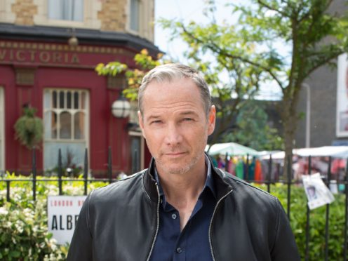 Sean Mahon plays Ray Kelly in EastEnders (BBC/PA)