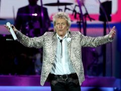 Sir Rod Stewart has shared a touching Christmas message (Simon Cooper/PA)